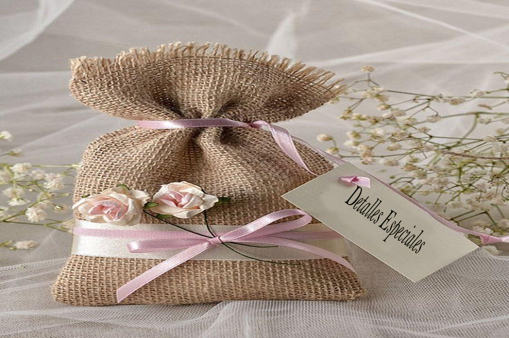 burlap wedding favor bags - HD2048×1361