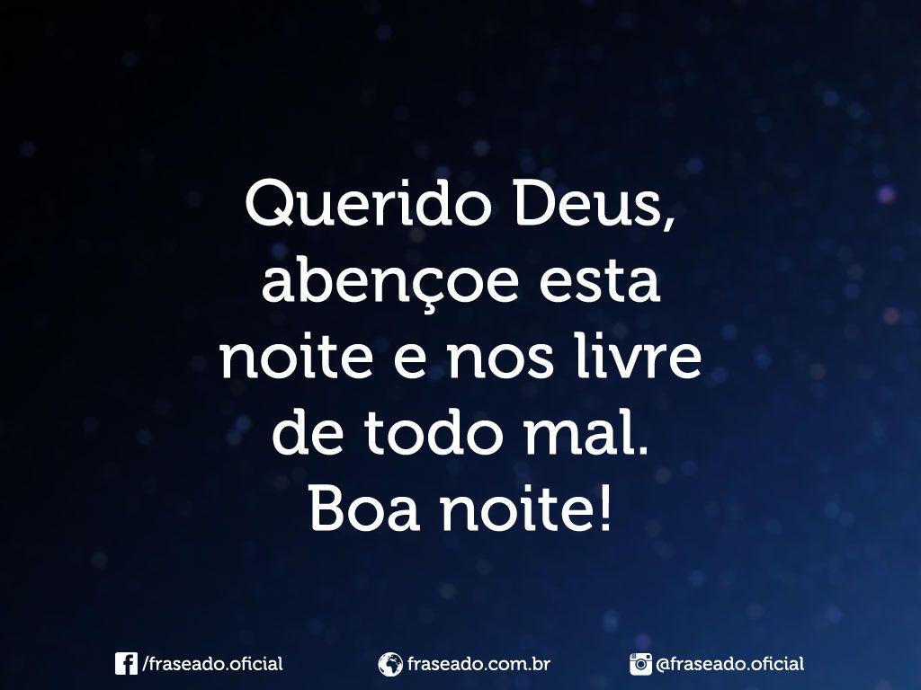 Boa Noite Deus Abencoe: Querido Deus, Abençoe Esta Noite