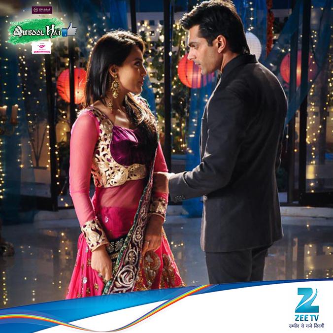 Zoya & Asad Qubool hai, Beautiful costumes, Indian