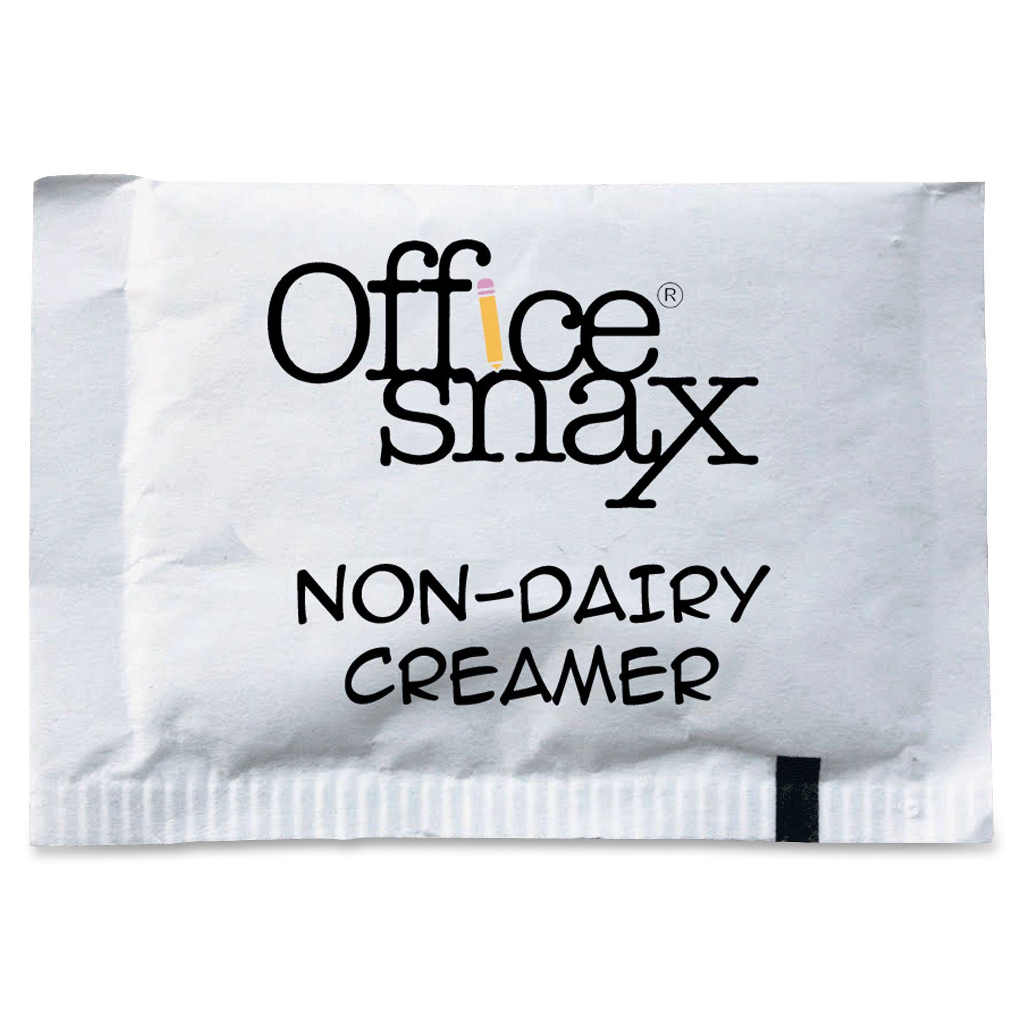 Office Snax Powder Coffee Creamer Packet 1/Carton Non
