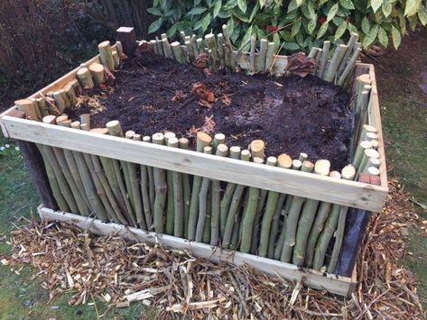 remplir un carr potager auto fertile en 9 tapes jardin. Black Bedroom Furniture Sets. Home Design Ideas
