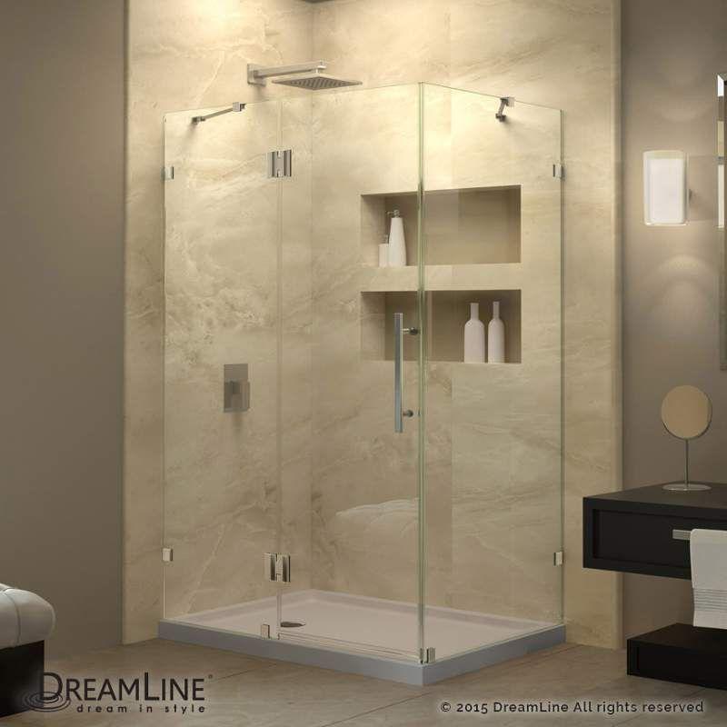 Dreamline Shen 1334460 Frameless Shower Enclosures Shower