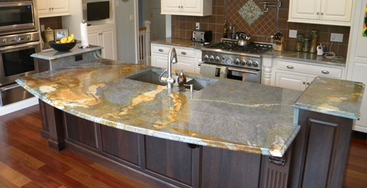 countertops in chip granite stones repair v kitchen dutt design a saura white