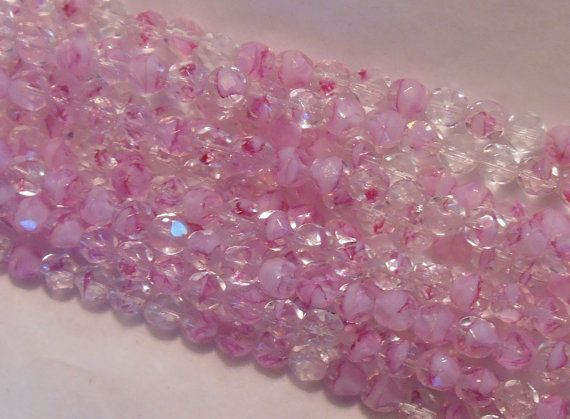Hey, I found this really awesome Etsy listing at https://www.etsy.com/listing/200183924/25-6mm-czech-glass-beads-light-pink