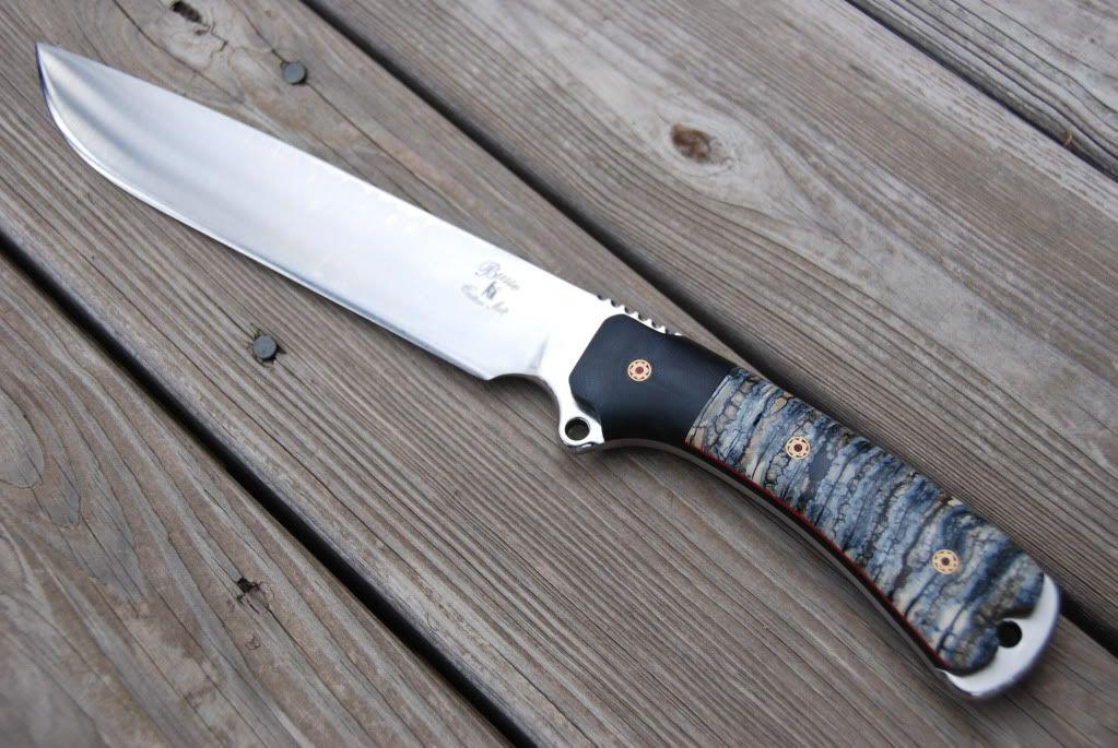 Busse knife
