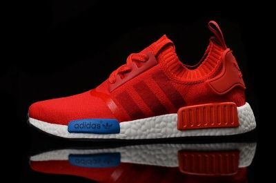 Adidas Originals NMD Runner R1 Chinese Red #adidas shoes