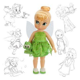 Muñeca Campanita Disney Animators Collection 16¨