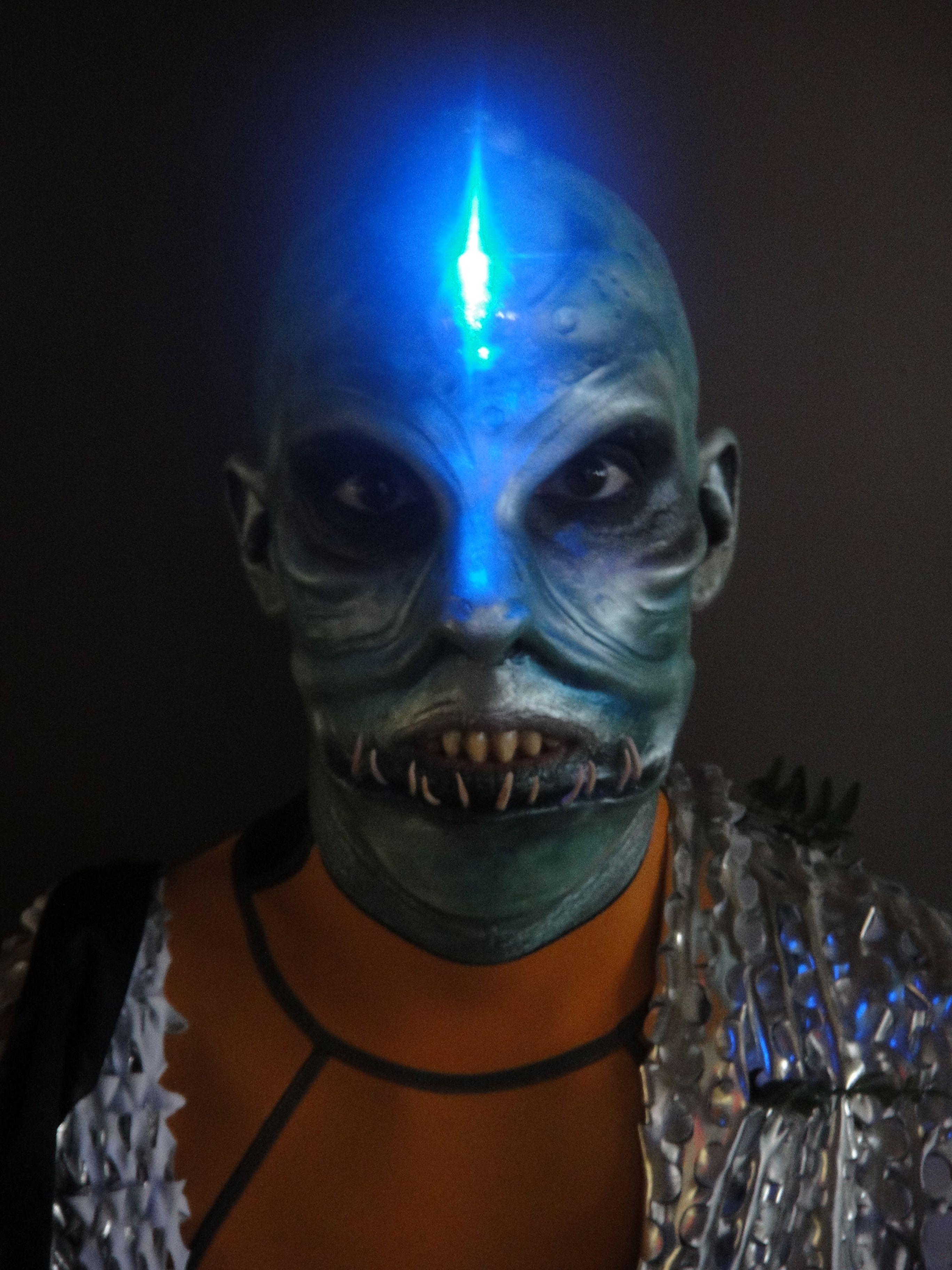 SFX Anglerfish Man (3) | Halloween Party - Costumes | Pinterest ...