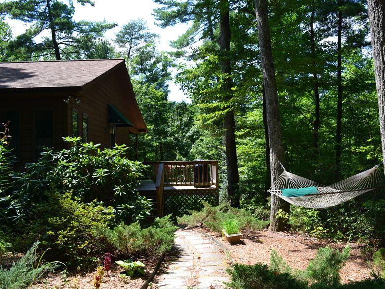 Cabins at Chesley Creek Farm Dyke, VA Greene County in the