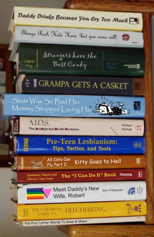 real book titles? #funny #books #humor