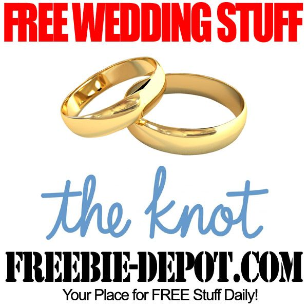 Free Wedding Stuff The Knot Free Freeweddingstuff Freebie Theknot Wedding Free Wedding Free Wedding Magazines Free Wedding Printables