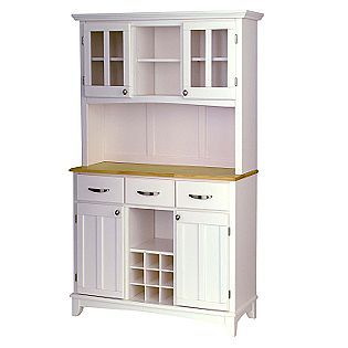 Dining Room Buffet Hutch