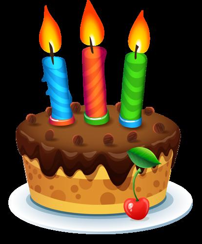 Торты, пирожное Happy birthday clip art, Cool birthday
