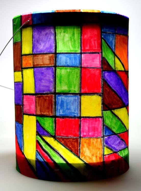 Laterne Laterne Von Azeddine 9 Filzstiftzeichnung Kikunst Kinderbilder Im Kunstunt Kinderleichte Laternen Basteln Laternen Basteln Filzstiftzeichnungen