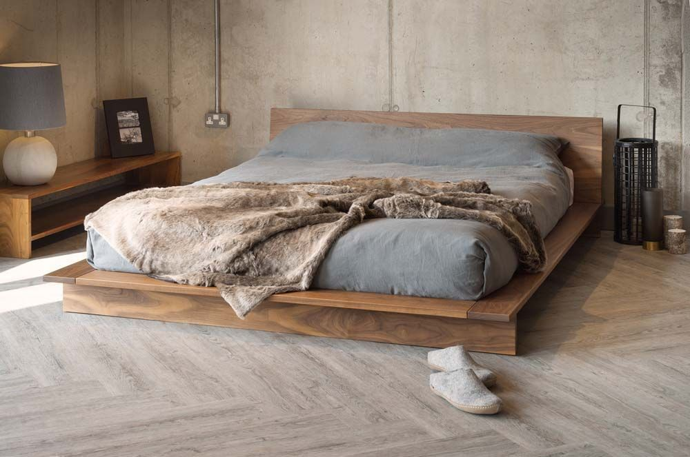 Here We Ll Take A Look At Our Collection Of Loft Style Beds Perfect For A Contemporary New York Loft Lo Platform Bed Designs Floor Bed Frame Low Platform Bed