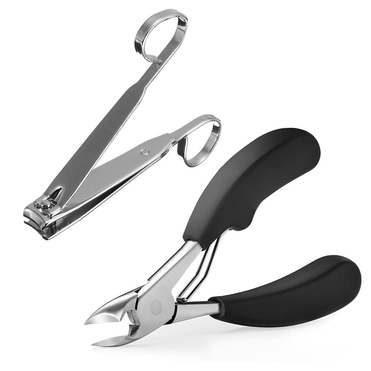 Y.F.M® Ingrown Toenail Clipper Steel Finger Nails Cutter   Makeup ...