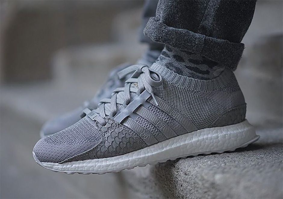 reputable site 81563 34b72 Pusha T adidas Ultra Boost EQT Rescheduled | Shoes to wear ...