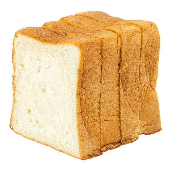 Baked Fresh Daily This Thickly Sliced Japanese Style Bread Loaf Is As Fluffy And Light As They Come Perfect For Enjoying With B Loaf Bread Pan Bread Food Png