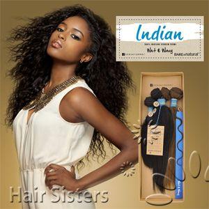 Sensationnel 100 Virgin Remi Bundle Hair Bare Natural Wet Bohemian Indian 10 12