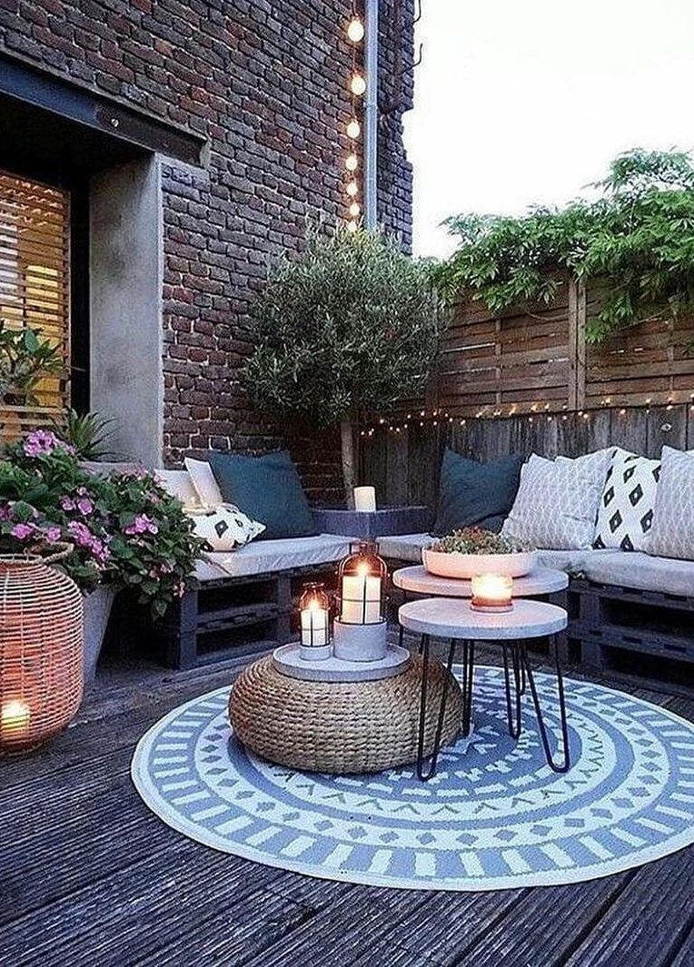 20 Living Decorating Ideas For Small Balcony 2019 Page 17 Of 19
