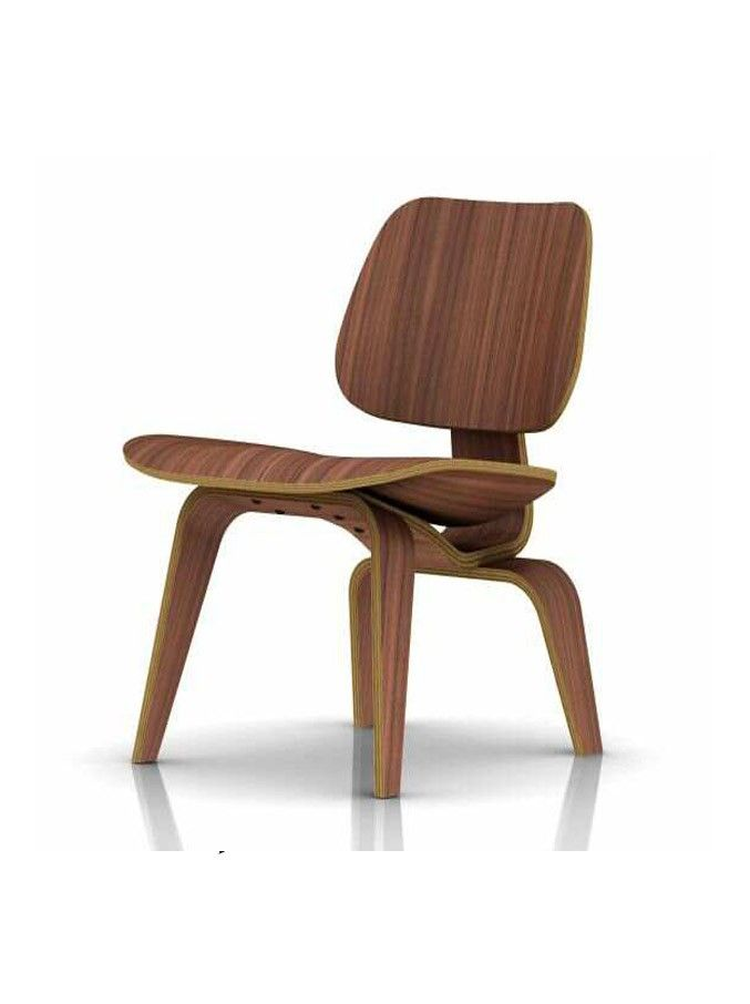 Replica Eames Molded Plywood Dining Chair, DCW