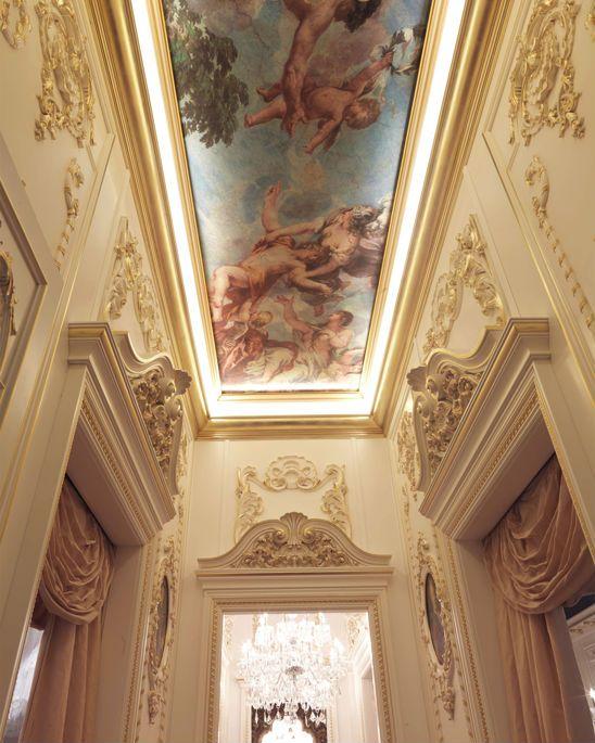 Boiserie Italia Traditional Decor Wall Panels
