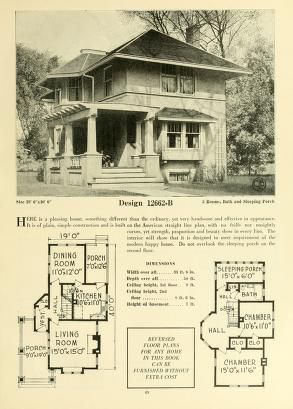 Central 39 S Book Of Homes Beach House Decor Vintage House Plans Vintage House