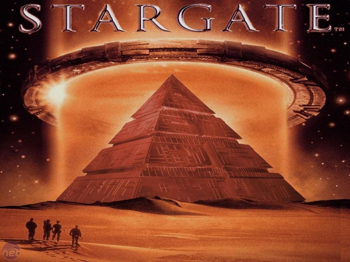 stargate pyramid | Stargate, Pyramids, Great life