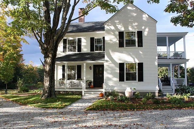 18++ Old white farmhouse ideas