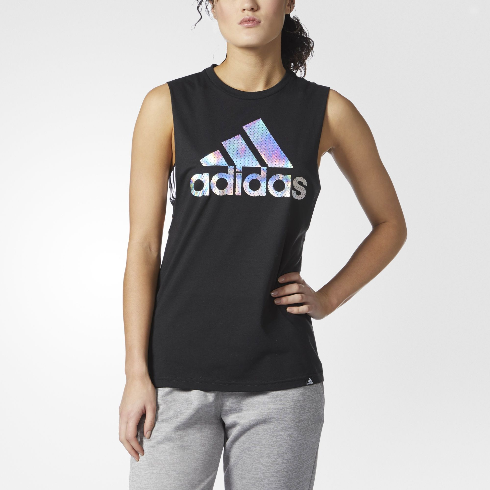 Adidas Women's Must Haves Badge of Sport Tank Top
