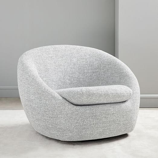 Cozy Swivel Chair In 2020 Swivel Chair Cozy Chair