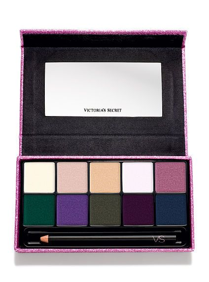 c1312cd3a5d82 Midnight Jewels Holiday Eye Kit VS Makeup. This palette has all the ...