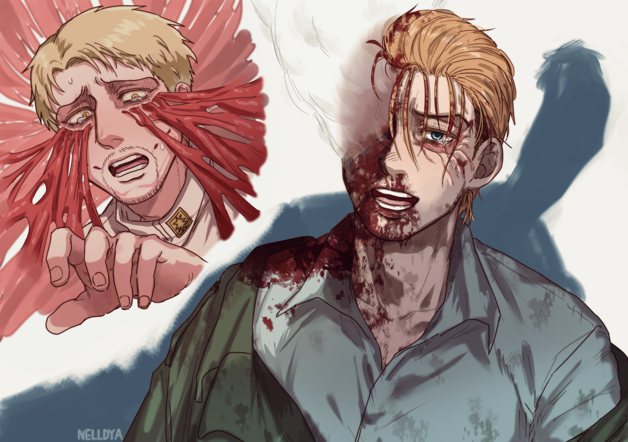 Cr Porco Galliard Reiner Braun Attack On Titan Attack On Titan Anime Attack On Titan Art Attack On Titan Series