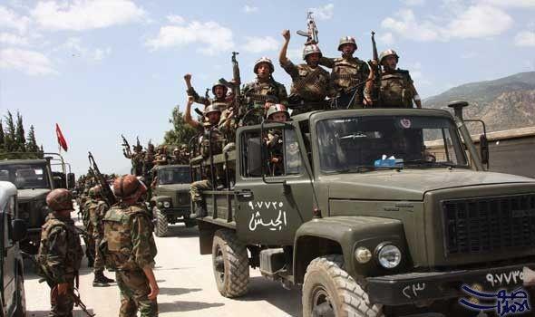 اشتباكات عنيفة في إدلب ودرعا والقوات الحكومية قص فت الطائرات