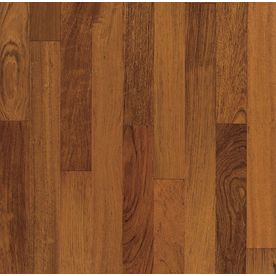 Shop Bruce Locking Hardwood 3 50 In W Prefinished Brazilian Cherry Engineered Hardwood Flooring Natural At Lowes Hardwood Floors Hardwood Engineered Hardwood