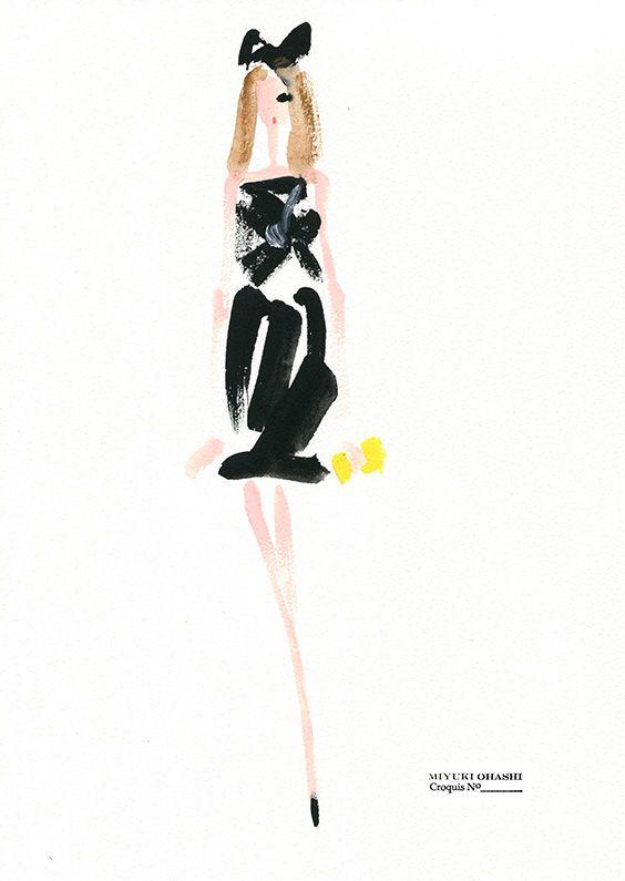 little black dress #04