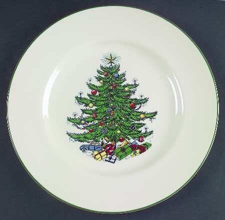 Cuthbertson Original Christmas Tree China