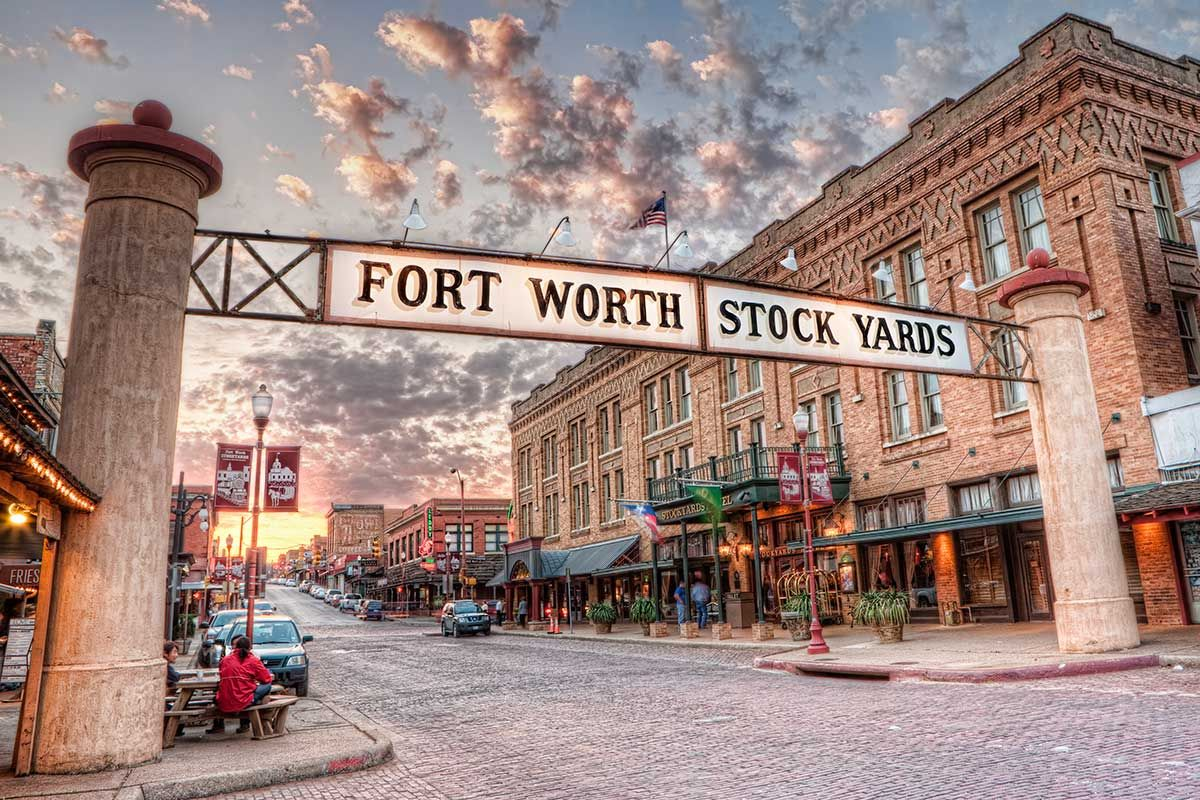 Fort Worth Stockyards! | Home & Life | Fort Worth ...