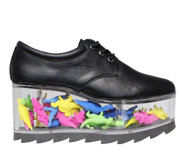 YRU SHOES | Vegan leather shoes, Funky