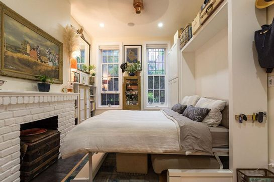 Would You Live In This TINY NYC Apartment Inner Interior Designer Amazing 2 Bedroom Apartment In Manhattan Ideas Interior