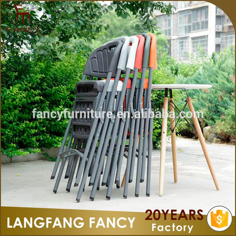 Wholesale garden chairs folding camping chair used plastic