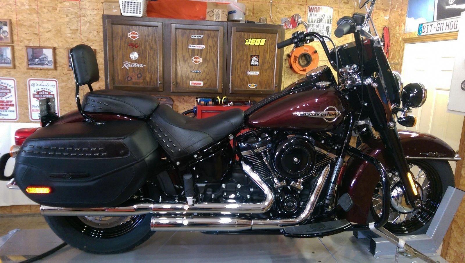 eBay: 2018 Harley-Davidson Softail 2018 Harley Davidson