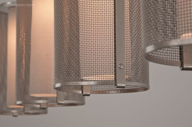 Hammerton Forge Lighting - City Mesh, from Uptown to Downtown