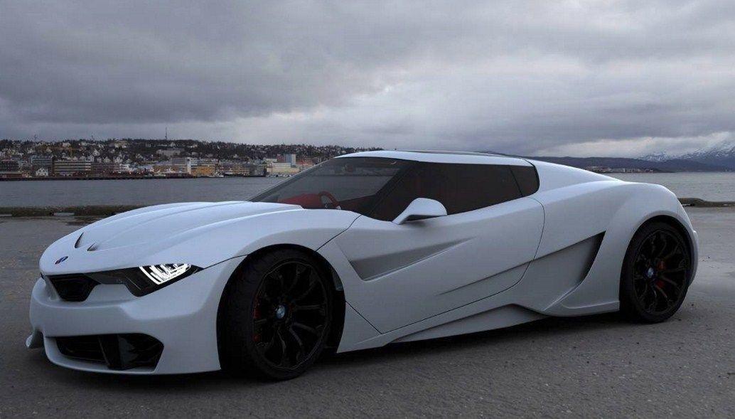 New BMW M9 Meet BMW's latest supercar concept