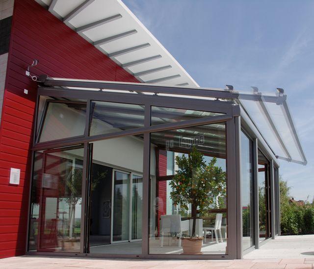 verande in ferro - cerca con google | tettoie recinzioni pergole ... - Pergola In Alluminio Gazebo In Legno