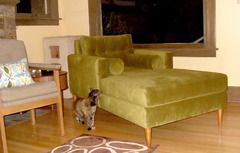COUCH - Mid-Century