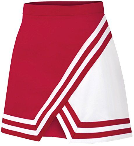 Double-Knit Panel A-Line Cheerleading... $25.94 #bestseller