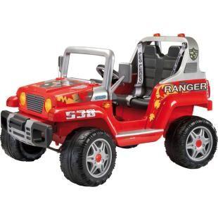 Mini Carro Eletrico Peg Perego Ranger 538 El 12v Vermelho Uma Diversao Sobre Quatro Rodas Ranger Mini Carro Mini Veiculo