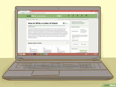 Escrever uma Carta de Intenção in 2018 Carta Pinterest - letter of intent example