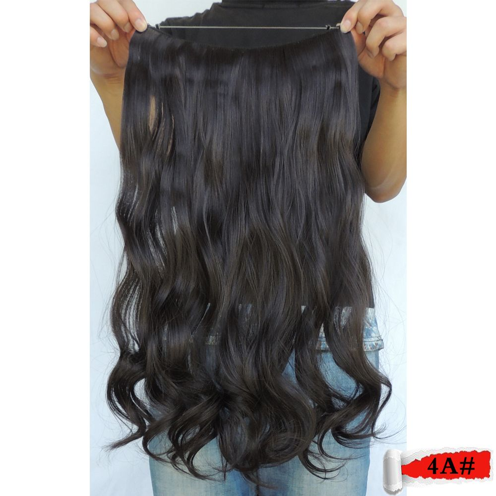 Fast Hair Extensions Japanese Fiber Synthetic Haar Extension Cheveux